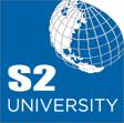 S2 University logo
