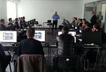 S2   FOAMHAND® event training